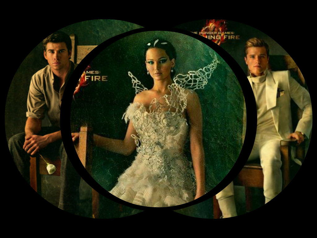 Catching Fire first teaser trailer - Sci-Fi Drama Queen